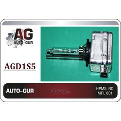 Лампа d1s 5000k ксенон 12v 35w 5000k свет белый (Auto-GUR) AGD1S5