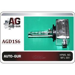 Лампа d1s 6000k 12v 35w (Auto-GUR) AGD1S6
