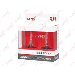 Лампа газоразрядная комплект 2шт (LYNXauto) L1953502