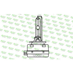 Лампа газоразрядная d1s 12v 35w pk32d-2 4300k (AYWIparts) AW1930013L