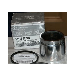 Поршень тормозного суппорта (Hyundai-KIA) 581122E000