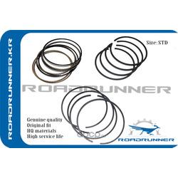Поршневые кольца (ROADRUNNER) RR2304023000