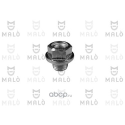 Резьбовая пробка, масляный поддон (Malo) 120019
