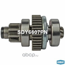 Бендикс стартера (Krauf) SDY6607PN