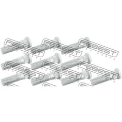 Шпилька колёсная (Febest) 0584001PCS10
