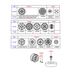 Деталь (Hyundai-KIA) 5295024100
