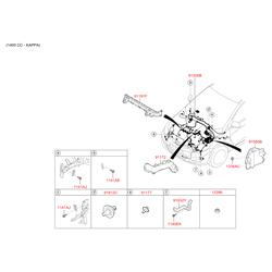 Реле 12в 1.5а (Hyundai-KIA) 952302P020