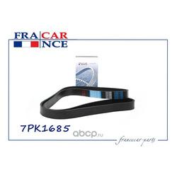 Ремень поликлиновой 7pk1685 (Francecar) FCR211326