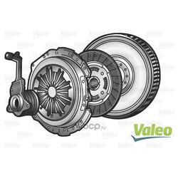 Комплект сцепления с гидравлическим подшипником (Valeo) 845077