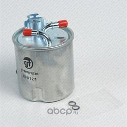 Фильтр топливный (Green Filter) KF0127