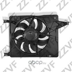 Вентилятор радиатора охлаждения в сборе (ZZVF) ZVVE006