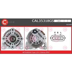 Генератор (CASCO) CAL35318GS