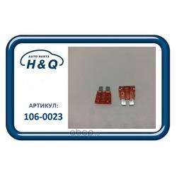 Предохранитель флажковый стандартный 10a (H&Q) 1060023
