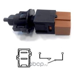 Выключатель фонаря сигнала торможения (MEAT&DORIA) 35109