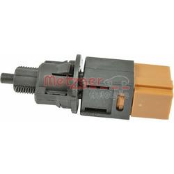 Выключатель фонаря сигнала торможения (METZGER) 0911140