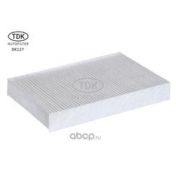 Фильтр, воздух во внутренном пространстве (TDK) DK127