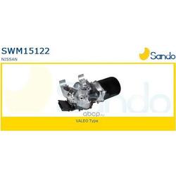 Двигатель стеклоочистителя (Sando) SWM15122