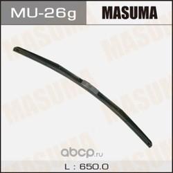 Щетка стеклоочистителя 650mm masuma (Masuma) MU26G