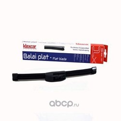 Щетка стеклоочистителя 380 mm x1 универсальная (Klaxcar) 33300Z