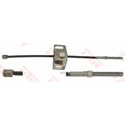 Трос стояночного тормоза передний (TRW/Lucas) GCH410