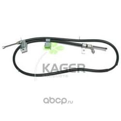 Трос, стояночная тормозная система (KAGER) 196350