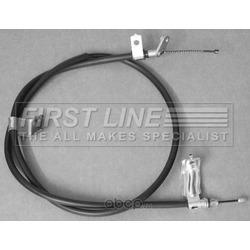 Трос, стояночная тормозная система (First line) FKB3214