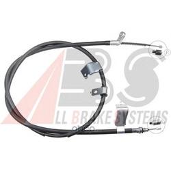 Трос, стояночная тормозная система (Abs) K18949