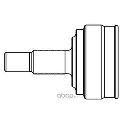 Комплект шруса (GSP) 841249