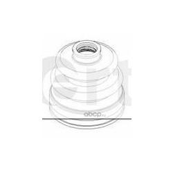 Пыльник шрус (Ert) 500391