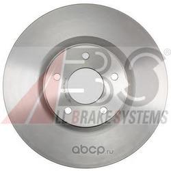 Тормозной диск (Abs) 17945