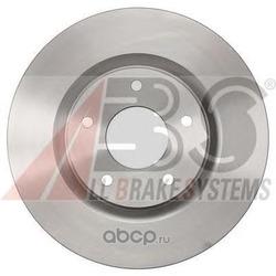Тормозной диск (Abs) 17889OE
