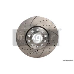 Тормозной диск (MAXGEAR) 191816SPORT