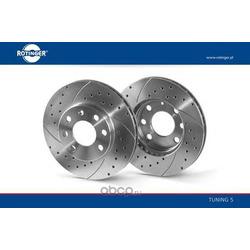 Тормозной диск (ROTINGER) RT4572T5
