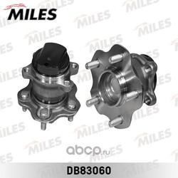 Ступица с подшипником задняя (Miles) DB83060