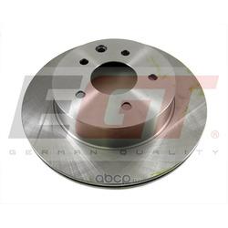 Диск тормозной (EGT) 410522EGT