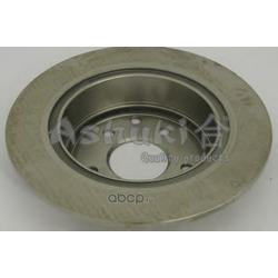 Тормозной диск (ASHUKI) N01429