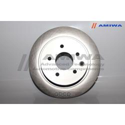 Диск тормозной задний (Amiwa) ABD12001