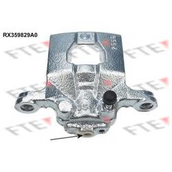 Суппорт тормозной задний левый (FTE Automotive) RX359829A0