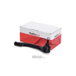 Наконечник рулевой правый (METACO) 4000012R