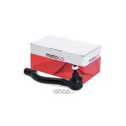 Наконечник рулевой левый (METACO) 4000012L