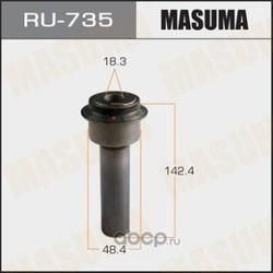 Сайлентблок (Masuma) RU735