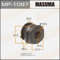 Втулка стабилизатора (Masuma) MP1097