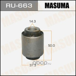 Сайлентблок (Masuma) RU663