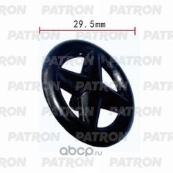Клипса пластмассовая (PATRON) P370027