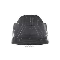 Пыльник пластиковый под бампер+защита двигателя (Sailing) NSL62014025