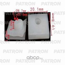 Гайка пластмассовая (PATRON) P370185