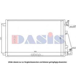 Конденсатор, кондиционер (AKS DASIS) 072033N