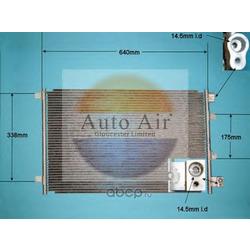 Конденсатор, кондиционер (Auto air gloucester) 161342