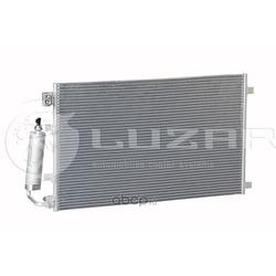 Конденсер с ресивером (Luzar) LRAC1420