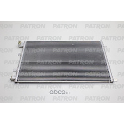 Радиатор кондиционера (PATRON) PRS1307